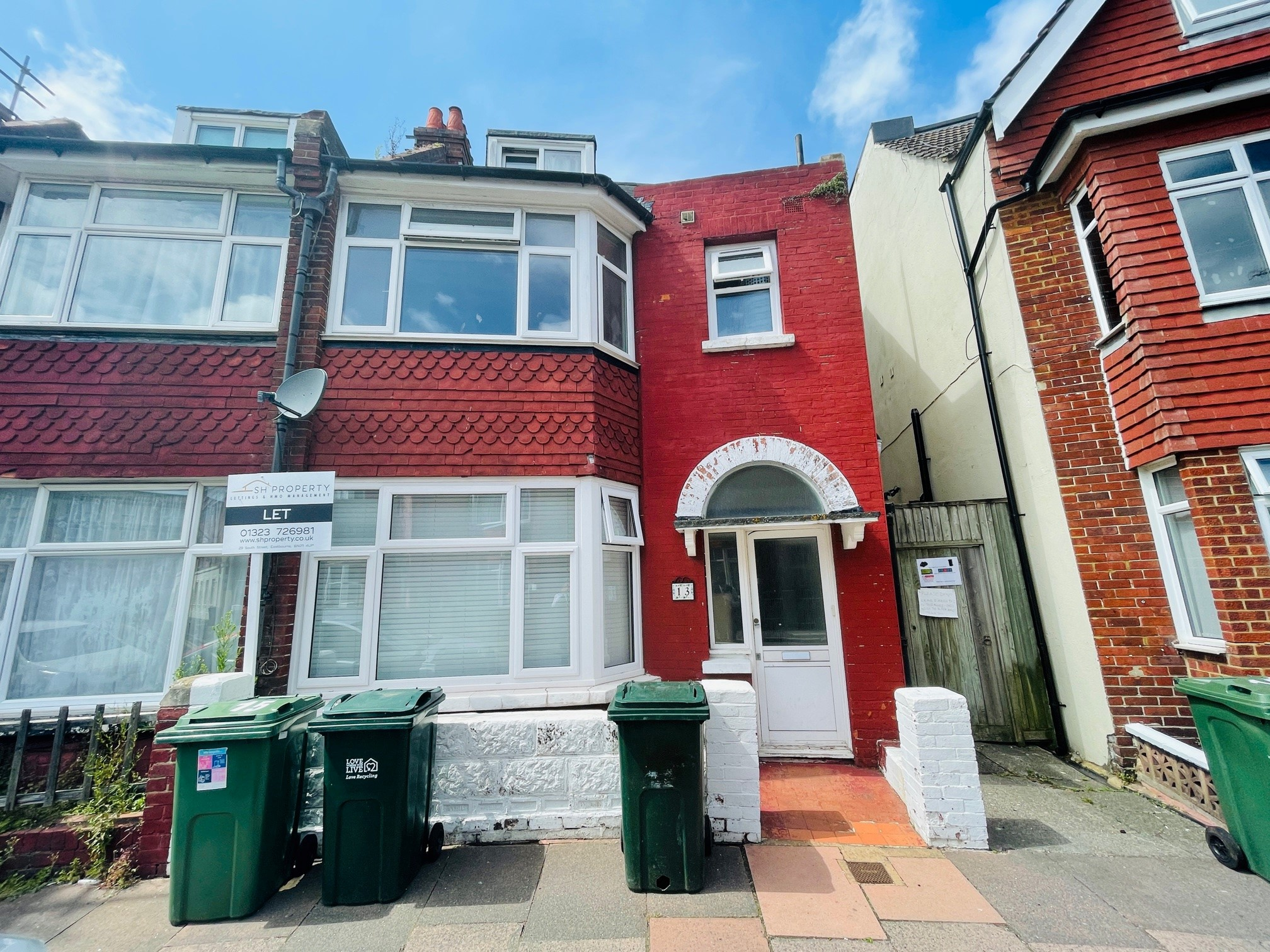 Willowfield Road, Eastbourne, East Sussex, BN22 8AL