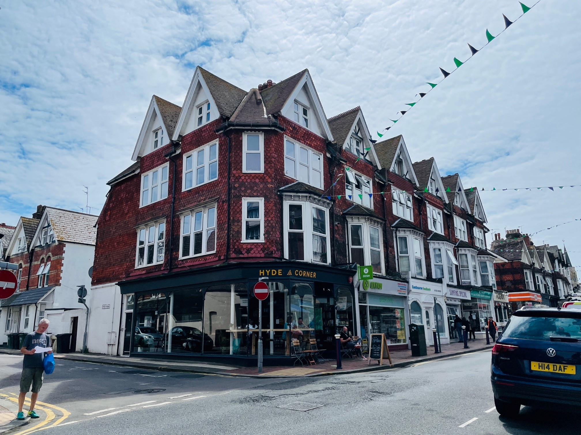 Grove Road, Eastbourne, East Sussex, BN21 4TY